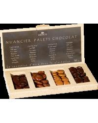 Nuancier Palets Chocolats...